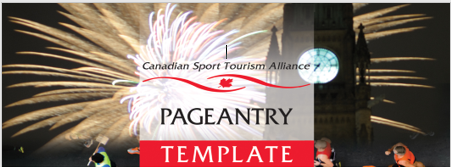Latest CSTA Member Tool: Pageantry Template now available