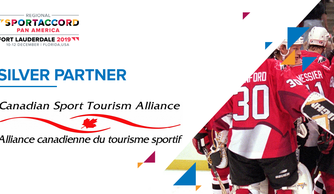 Canadian Sport Tourism Alliance Confirmed as  Regional SportAccord Pan America 2019 Silver Partner