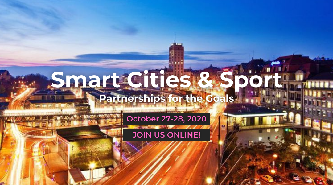 Free Registration for STC Members – Smart Cities & Sport Summit